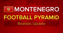 FM17 Montenegro Football Pyramid