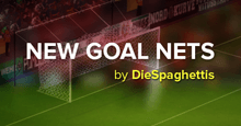 Goal nets for FM17