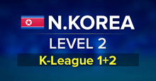 North Korea DPR K-League 1+2