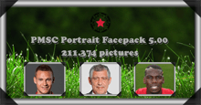 PMSC Portrait & Icon Facepack 5.04 - 218.173 pictures