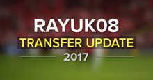 Rayuk08 Transfer Database July 16