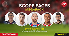 Scope Facepack 2017