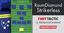 The RaumDiamond - FM17 Tactic