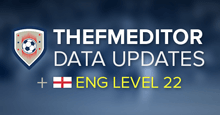 TheFMEditor FM 2017 Updates + England Level 22