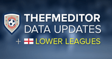 TheFMEditor FM 2017 Updates + England Lower Leagues 21/3/2017
