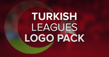 Turkish Leagues Logo Pack 2016-2017