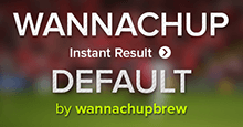 Wannachup Instant Result FM18 - All Default Skins