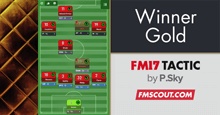 Winner Gold FM17 Tactic