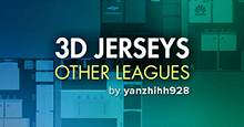 3D Kits for Other Leagues in the world