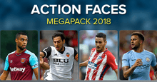 Carlo's Action Facepack 2018