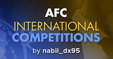 [FM18] AFC (Asia) International Competitions