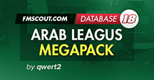 Arab Leagues Megapack 2017/18