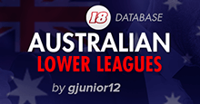 Australian Lower Leagues for FM18