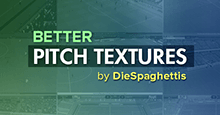 Better Pitch Textures for FM18