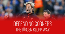 Defending Corners: The Jürgen Klopp Way