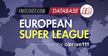 European Super League for FM18