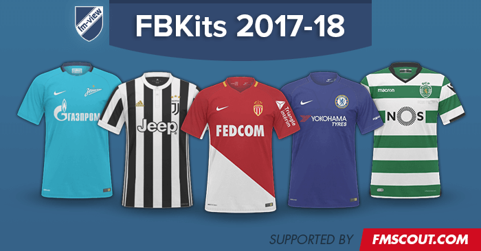 Football Manager 2018 Kits - FB Kits Megapack 2017-2018 aa11a127e