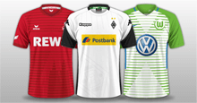 FC'12 Germany Bundesliga kits 2017/18