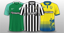FC'12 Greece Souroti Superleague kits 2017/18