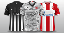 FC'12 Serbia SuperLiga kits 2017/18