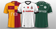 FC'12 Turkey Super Lig kits 2017/18
