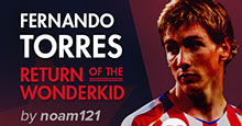 Return Of The Wonderkid: Fernando Torres 2005