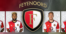 Feyenoord Players Facepack 2017-18