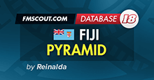 Fiji Leagues for FM18