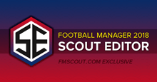 FM Scout Editor 2018 - Exclusive Download