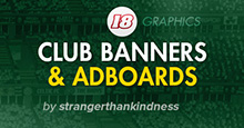 Club Banners & Adboards for FM18