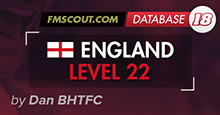 FM 2018 England Lower Leagues to Level 22