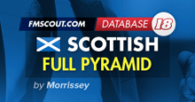 FM18 Scotland - The Complete Pyramid (inc. Juniors)
