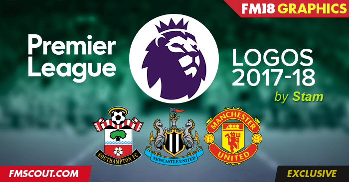 Football Manager 2018 Logo Packs - FM 2018 Premier League Logos
