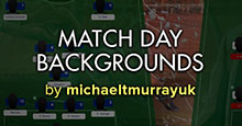 FM18 Mod: Match Day Backgrounds