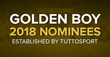 Golden Boy 2018 Nominees FM18 Shortlist