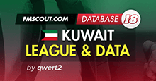 Kuwait League & Data 2017/18