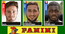 Panini Faces Megapack for FM18