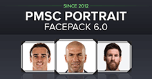 PMSC Portrait & Icon Facepack 6.0 (Update 6.02 available)