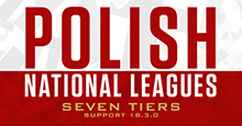 Polish National Leagues (Level 7) for FM18
