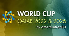 Qatar World Cup 2022 & 2026