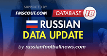 RFN's Russian Data Update for FM18