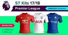 [ST] Premier League Kits 2017/18