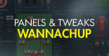 Wannachup FM18 Skin v1.21 (Default, Dark and Light)
