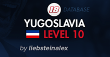 Yugoslavia Level 10 for FM18