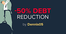 -50% Debt Reduction for FM19