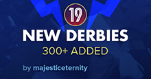 Added New Derbies for FM19