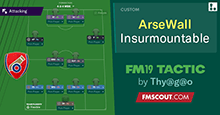 ArseWall 4-2-4 Insurmountable