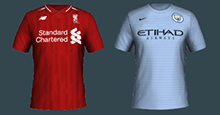 Austin's Standard Premier League Kits 2019