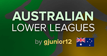 Australian Lower League System for FM19