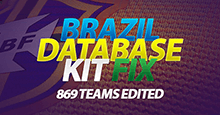 FC'12 Brazil Database Kit Fix